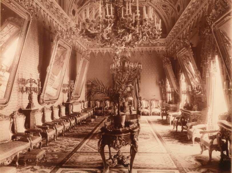 Palacio de Gaviria - La historia