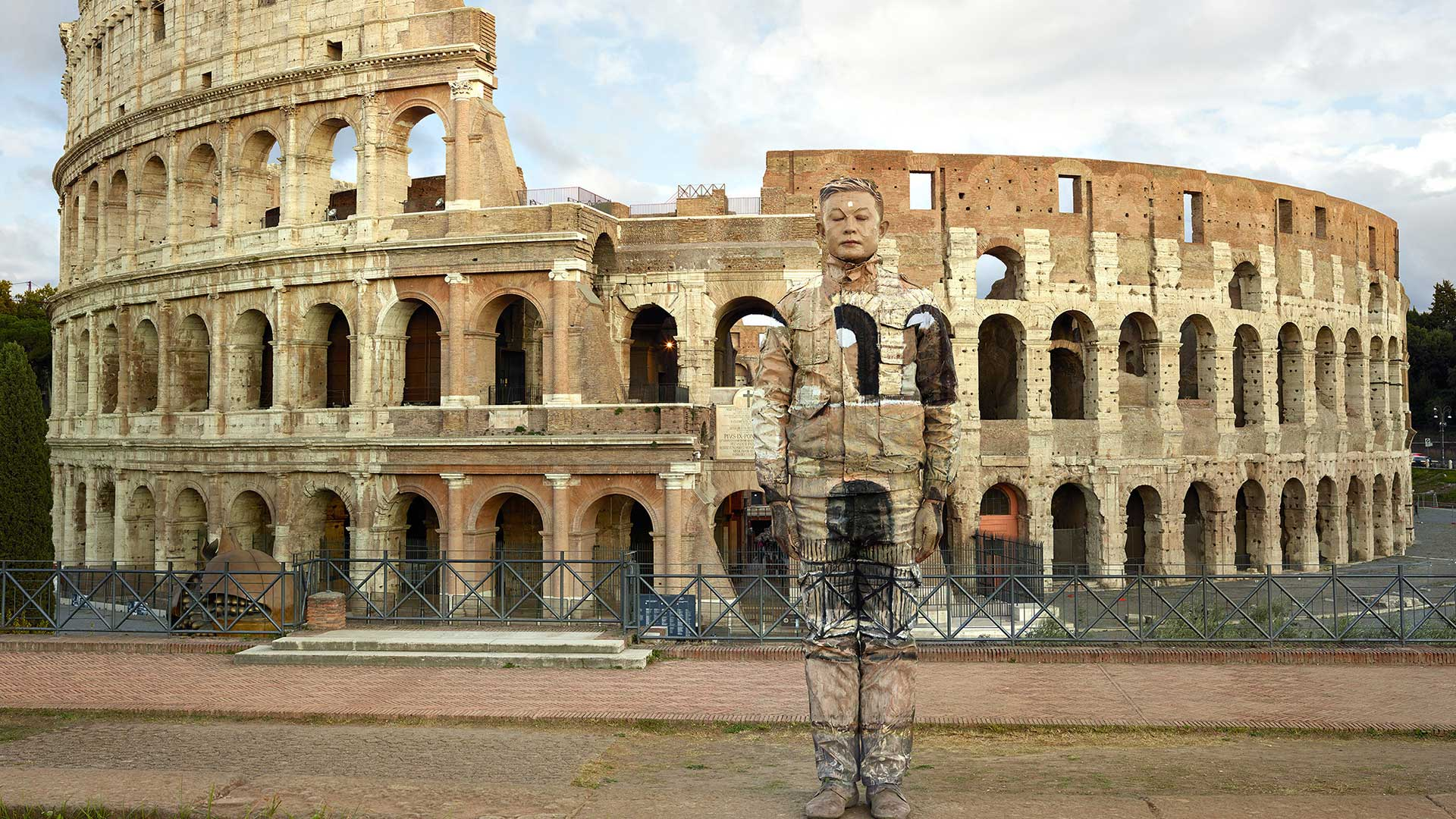 Liu-Bolin-Colosseo
